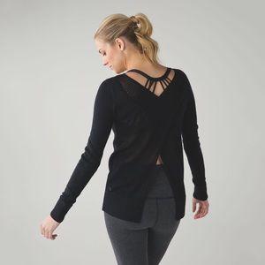 Sweaters - Lululemon Open-Back Sweater